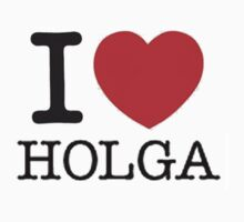 I ♥ HOLGA by Craig 'has a nice' Dick