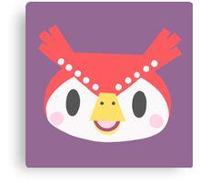 Celeste - Animal Crossing  Canvas Print
