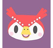 Celeste - Animal Crossing  Photographic Print