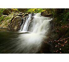 "Falls Above ""Big Pool"" Photographic Print"