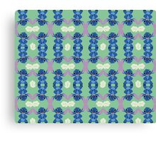 stitch Canvas Print