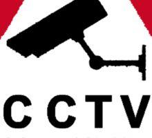 CCTV: Smile, you're on camera! Sticker