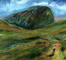WALK(C1992) by Paul Romanowski