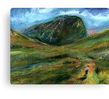 WALK(C1992) Canvas Print