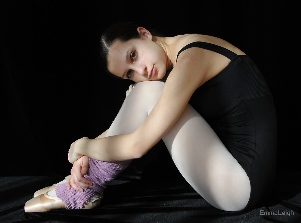 Crying Ballerina by EmmaLeigh