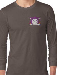Atsushi Murasakibara Puppy Long Sleeve T-Shirt