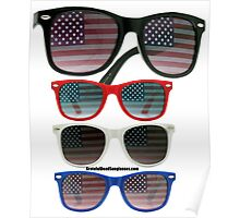 Patriot Shades Poster