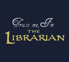 Trust Me, I'm The Librarian by JalbertAMV