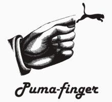 Puma-finger by DeeDeR