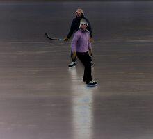 Skaters by Barbara Gerstner