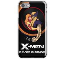 Bob Peak Inspired Xmen Poster iPhone Case/Skin