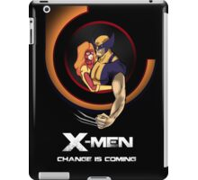Bob Peak Inspired Xmen Poster iPad Case/Skin