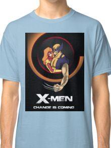 Bob Peak Inspired Xmen Poster Classic T-Shirt