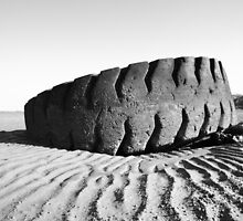 Cungulla Tyre by Martin How