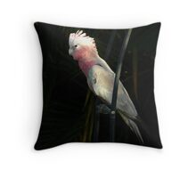 Mr Old Throw Pillow