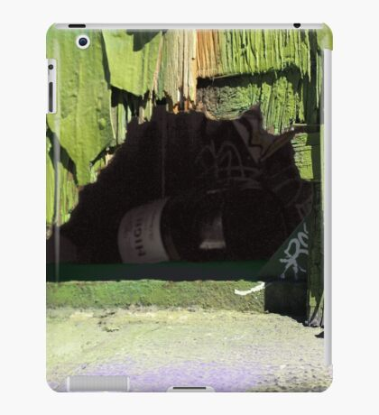 A Private Hole In The Wall iPad Case/Skin