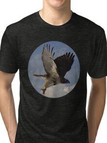Red-Tail Hawk Tee 2 Tri-blend T-Shirt