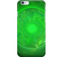 Into The Absinthe Vortex iPhone Case/Skin