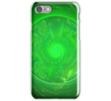 Into The Absinthe Vortex iPhone Case/Skin