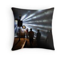 Spooky Night Throw Pillow