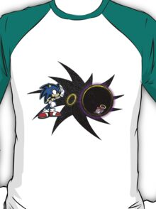 Hoopa and Sonic T-Shirt