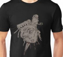 Death by the sword Unisex T-Shirt
