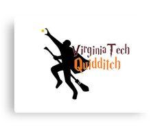 Virginia Tech Quidditch Metal Print