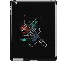 Nodes by TeeSnaps iPad Case/Skin