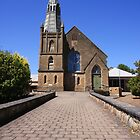 Adelaide church by ZUDOO