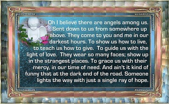 Alabama – Angels Among Us Lyrics | Genius Lyrics