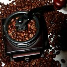 Coffee Grinder by Chelsey Krause
