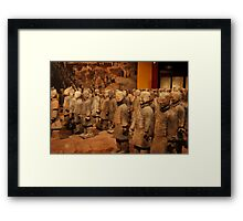 Afterlife's Army Framed Print