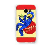 Benny the Spaceman Samsung Galaxy Case/Skin