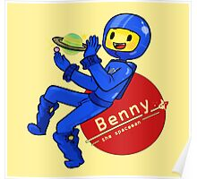 Benny the Spaceman Poster