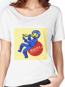 Benny the Spaceman Women's Relaxed Fit T-Shirt