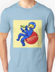 Benny the Spaceman Unisex T-Shirt