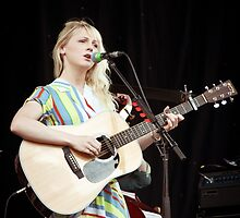 Laura Marling by Charlie Kinross
