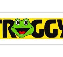 Froggy 101 Sticker