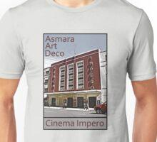 Asmara Art Deco - Cinema Impero Unisex T-Shirt