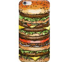 Hamburger iPhone Case/Skin