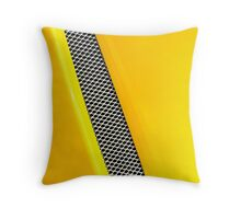 ♦ ♦ ♦ VENTED ♦ ♦ ♦ Throw Pillow