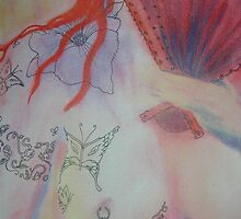 scarlet desire  by Alyson  Cuff