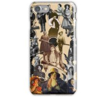 Outlaws and Sharpshooters iPhone Case/Skin