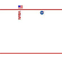 NASA Space Gear Leggings by nick94