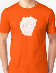 Vinyl Scratch sketch - Design 1 - Unisex T-Shirt