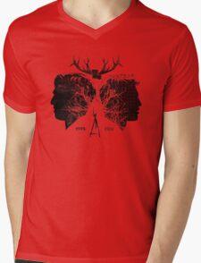 True Partners Mens V-Neck T-Shirt
