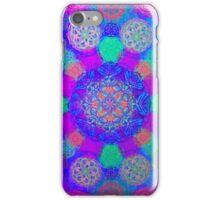 Bright Colorful Mandala  iPhone Case/Skin