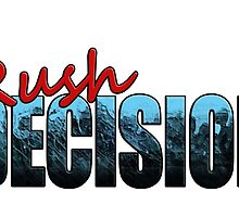 Rush Decision Deep Ice by zysis