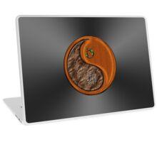 Taurus & Rabbit Yin Wood Laptop Skin