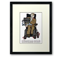 The Hawking Dead Framed Print